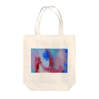 paint something7 Tote bags