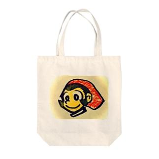 悟空大好き Tote bags