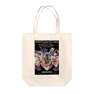 chisacollageのldc project Tote bags