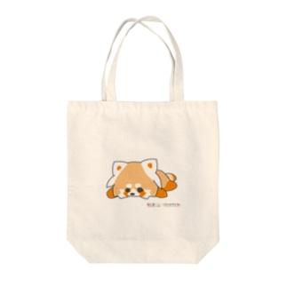 ☆(限定品)☆虹くまだらけ☆たれ みかん☆Aバージョン☆ ☆虹くまだらけ公式グッズ☆ Tote bags