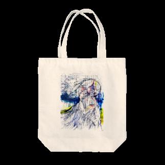 ナクヤムパンリエッタの談 Tote bags