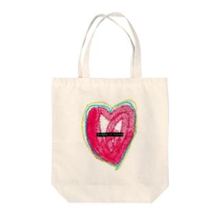 与えることは生きているということ。だということになんとなく共感する人へ捧ぐ Tote bags