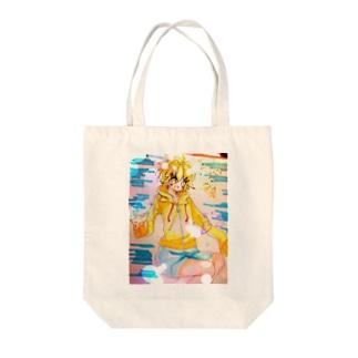 ショタっ子 Tote bags