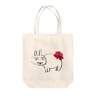 うさたす Tote bags