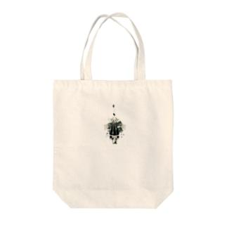 角っ子機械 Tote bags