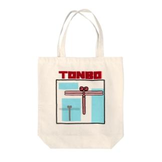 トンボスカイ Tote bags