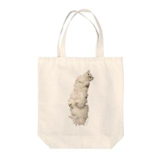 むにゅる・のんびり Tote bags