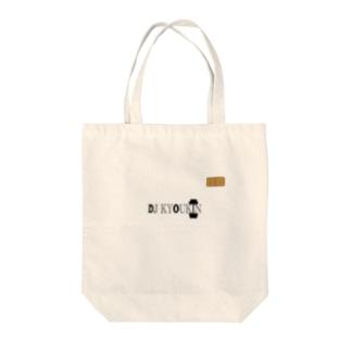 DJ kyoukin Tote bags