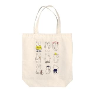 シティーボーイ Tote bags