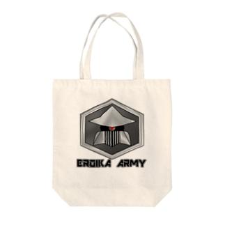 エロイカ軍 Tote bags