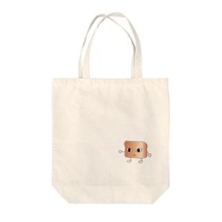エンゴロさん Tote bags