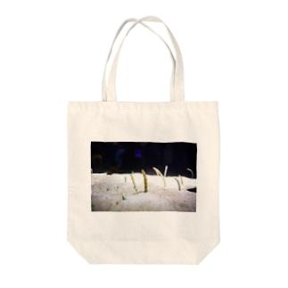 チンアナゴ Tote bags