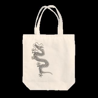 ツバメ堂の昇り龍 Tote bags