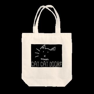 CAT CAT DOORFのCAT CAT DOOR+Fトートバッグ
