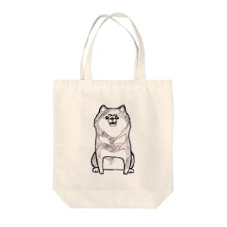 怒柴 Tote bags