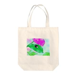 ノラ猫クゥちゃん Tote bags