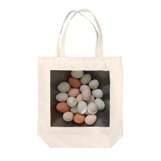 hard-boiledトート Tote bags