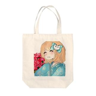 まりむの誕生日 Tote bags