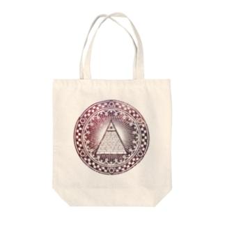 秘密結社 Tote bags