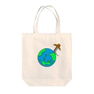 世界平和 Tote bags