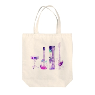 【band】 Tote bags