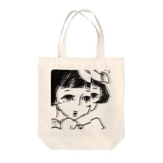 夢壊乙女 Tote bags