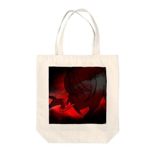 黒い娘 Tote bags