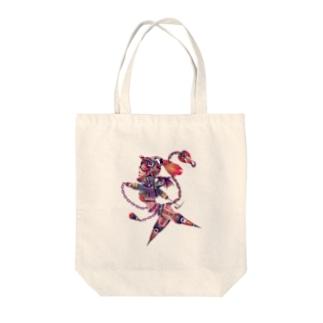 螺子 Tote bags