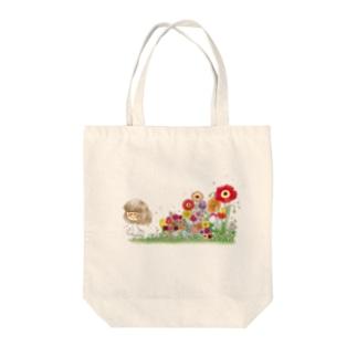 キセキ Tote bags
