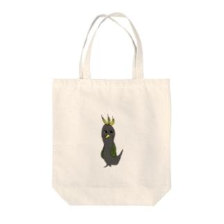 みみ鳥 Tote bags