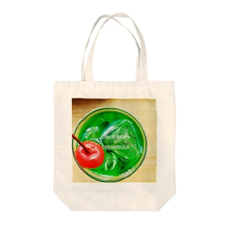 MELON SODA トート Tote bags