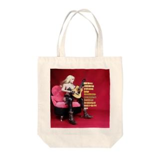 ドール写真:ペガサス Doll picture: Poem Tote bags