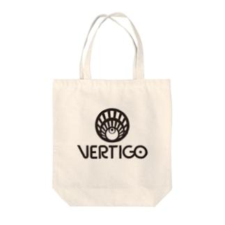 VERTIGO Tote bags