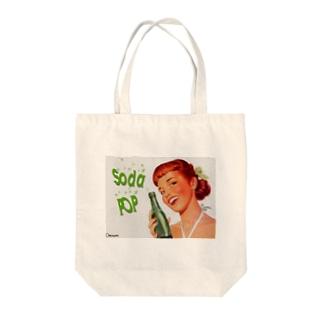 SodaPop Tote bags