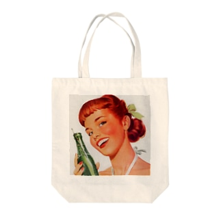 Soda Pop ビンテージ Tote bags