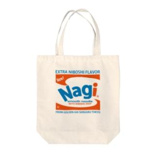 凪Brillo Tote bags