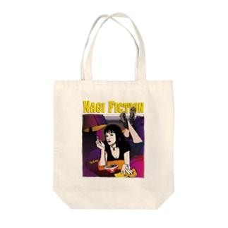 凪fiction Tote bags