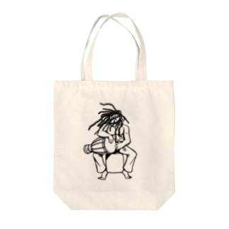 Rasta Man トートバッグ Tote bags