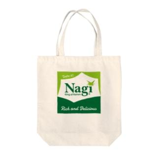 凪スプライト Tote bags