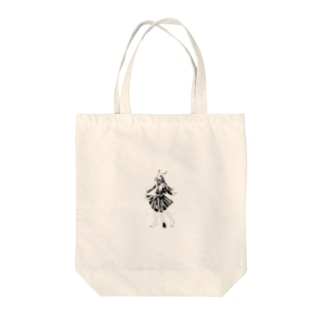 骨子ちゃん Tote bags