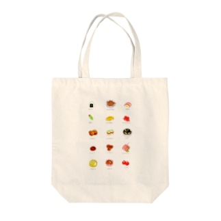 お弁当のおかず Tote bags
