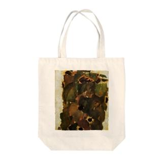 エゴンシーレ ひまわり 1911 アート系 Tote bags