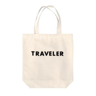 トラベラー Tote bags