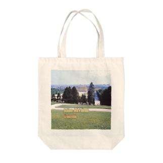 オーストリア:シェーンブルン宮殿 Austria: Schloss Schönbrunn / Wien Tote bags