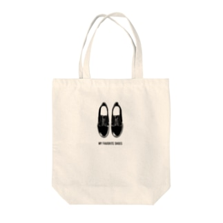 私のお気に入りの靴 Tote bags