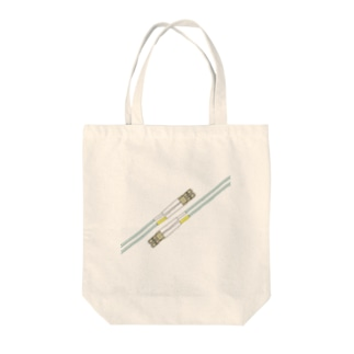 LC-LC Tote bags
