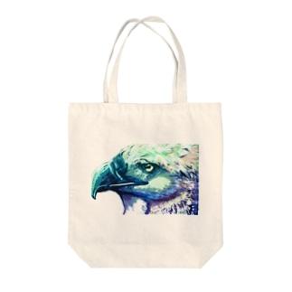 氷鳥 Tote bags