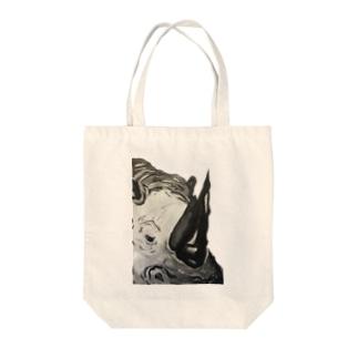 犀(SAI) Tote bags