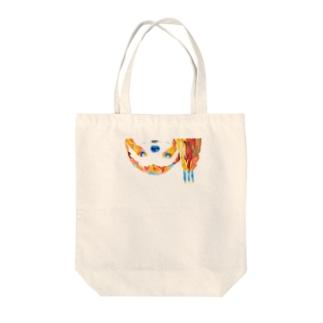 ナマケモノトート Tote bags