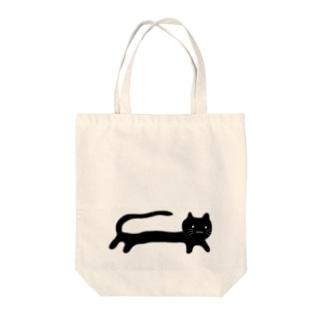 わりと長い猫 トートバッグ